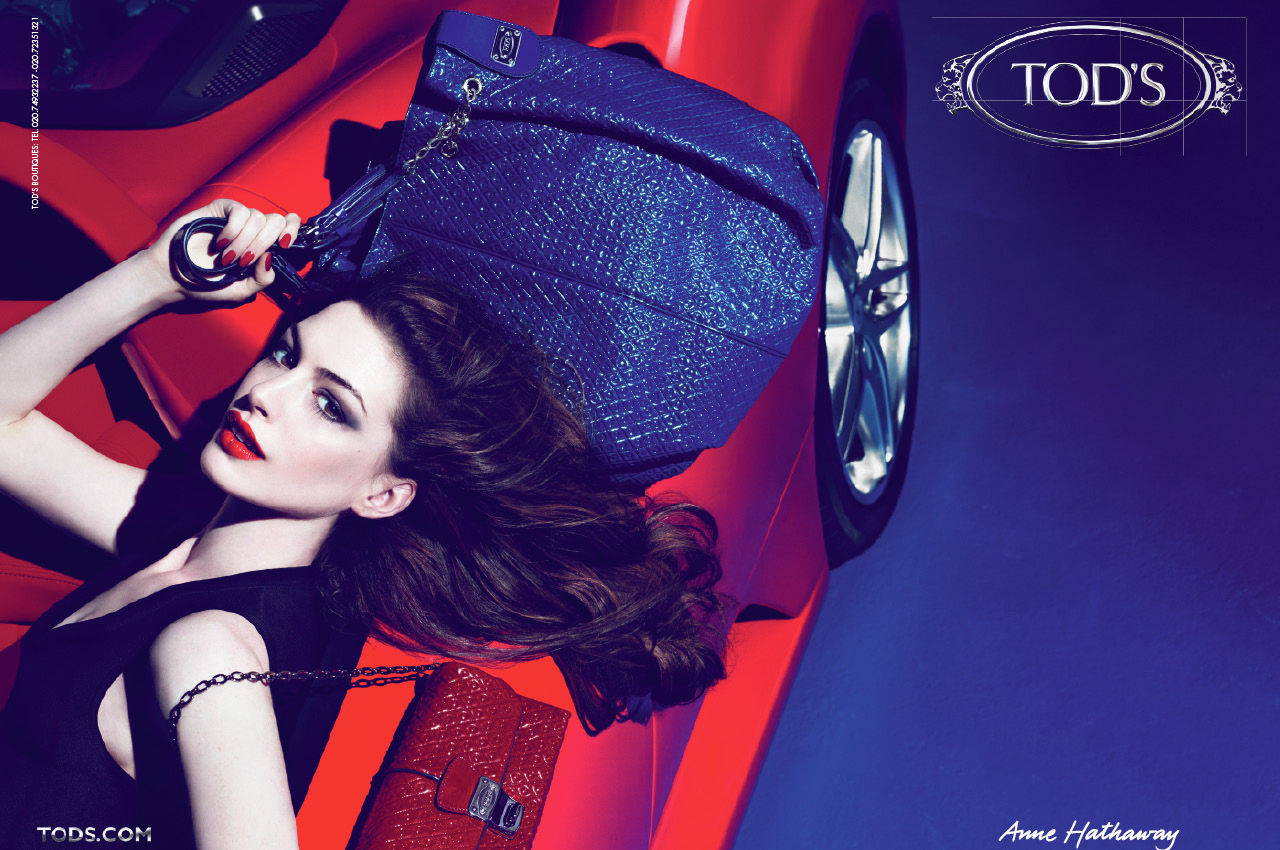 Advertisement: Advertisement: Tod's
