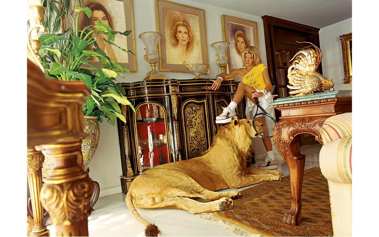 Секс в доме миллионера 22 фотография