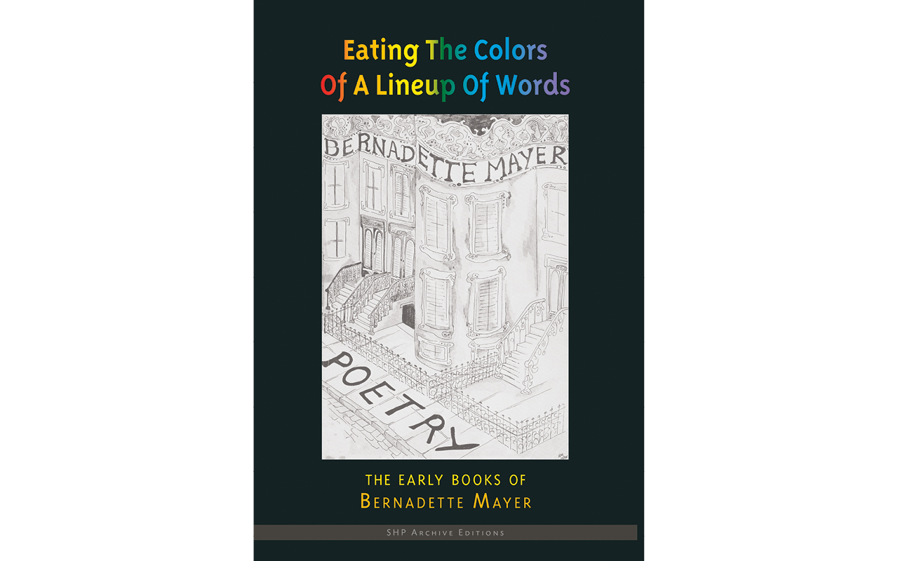 Eating the Colors of a Lineup of Words