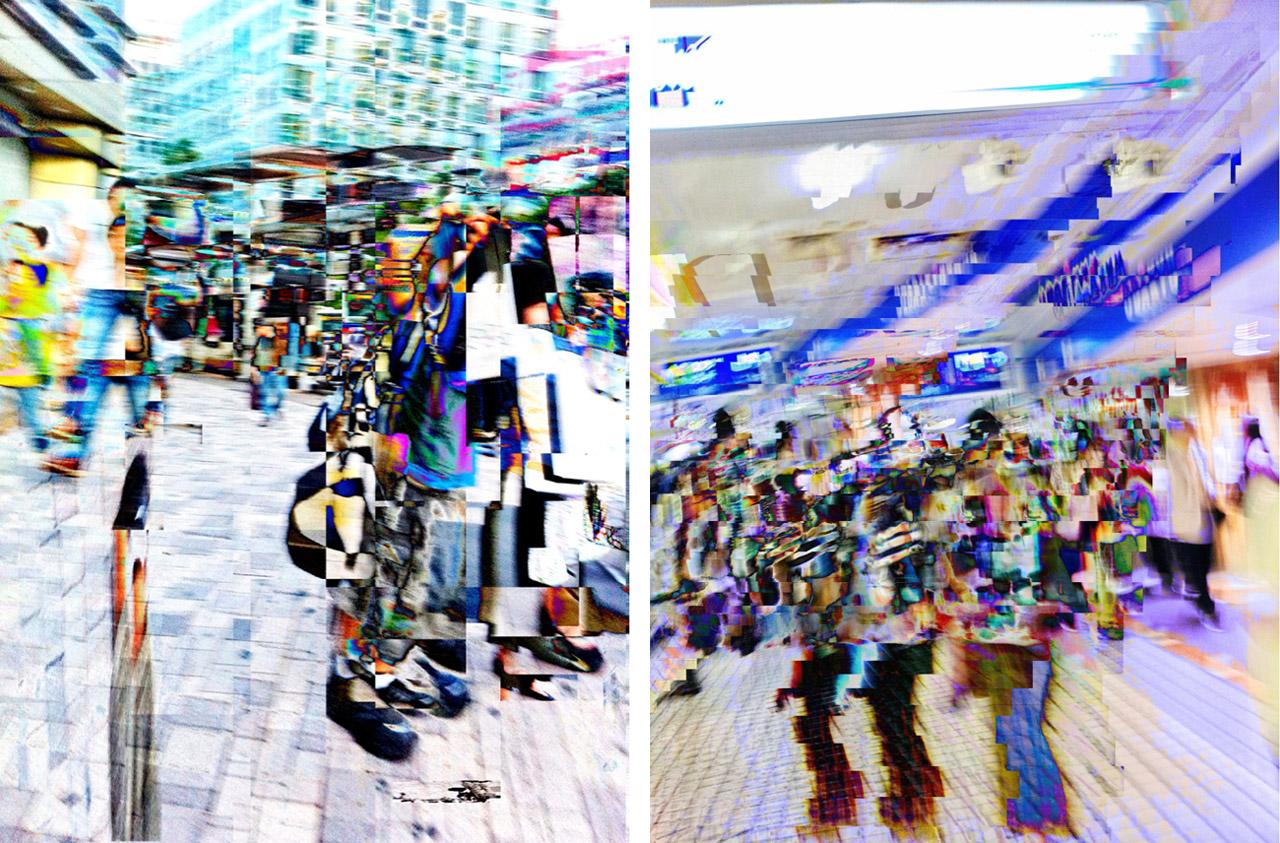 VSNSVSNS Tokyo Glitch Future #3