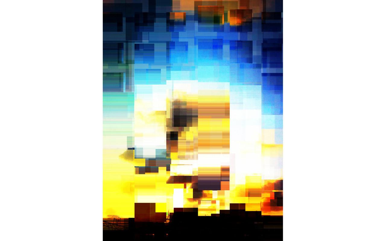 VSNSVSNS Tokyo Glitch Future #6