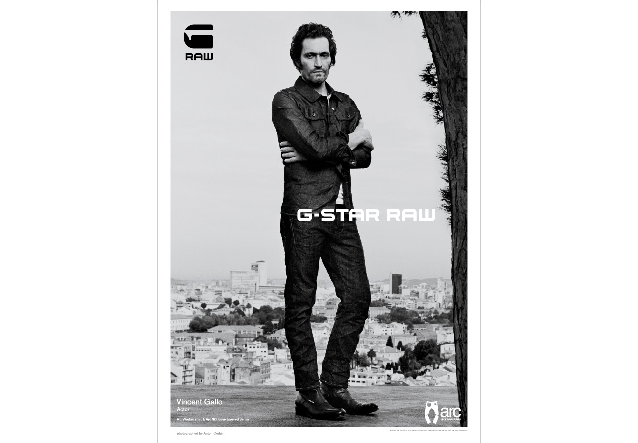 Advertisement: G-Star Raw
