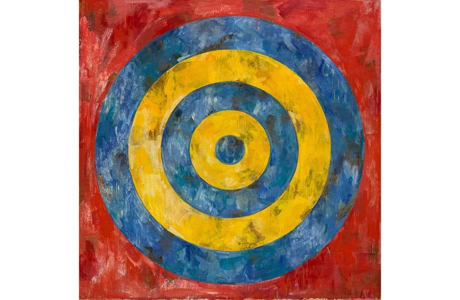 Jasper Johns RA retrospective: a reminder of the created, illusory ...