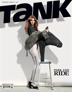 TANK Magazine - Volume 3 Issue 12 - Park and Ride