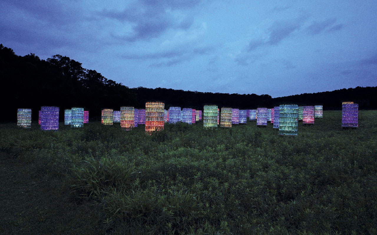 Light Artist – Bruce Munro #2