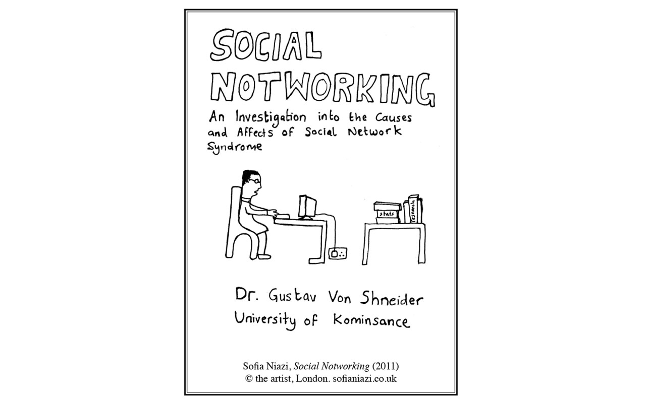 Social Notworking – Sofia Niazi #1