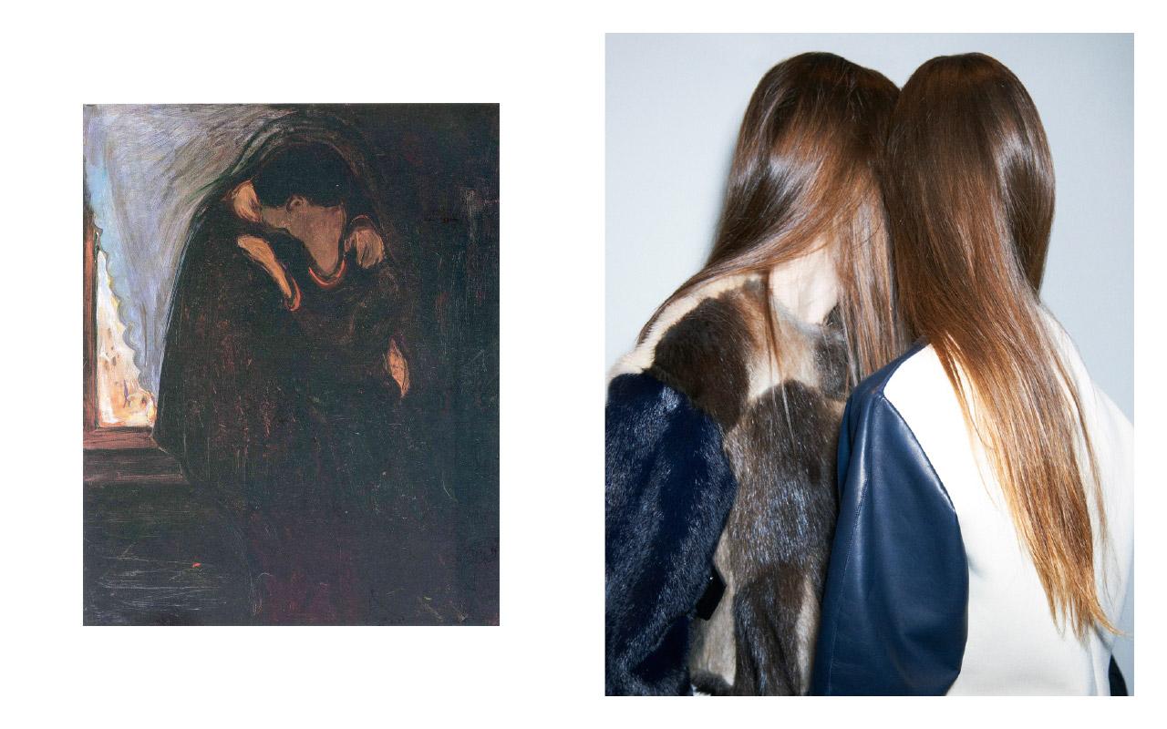 Edvard Munch Fashion #4