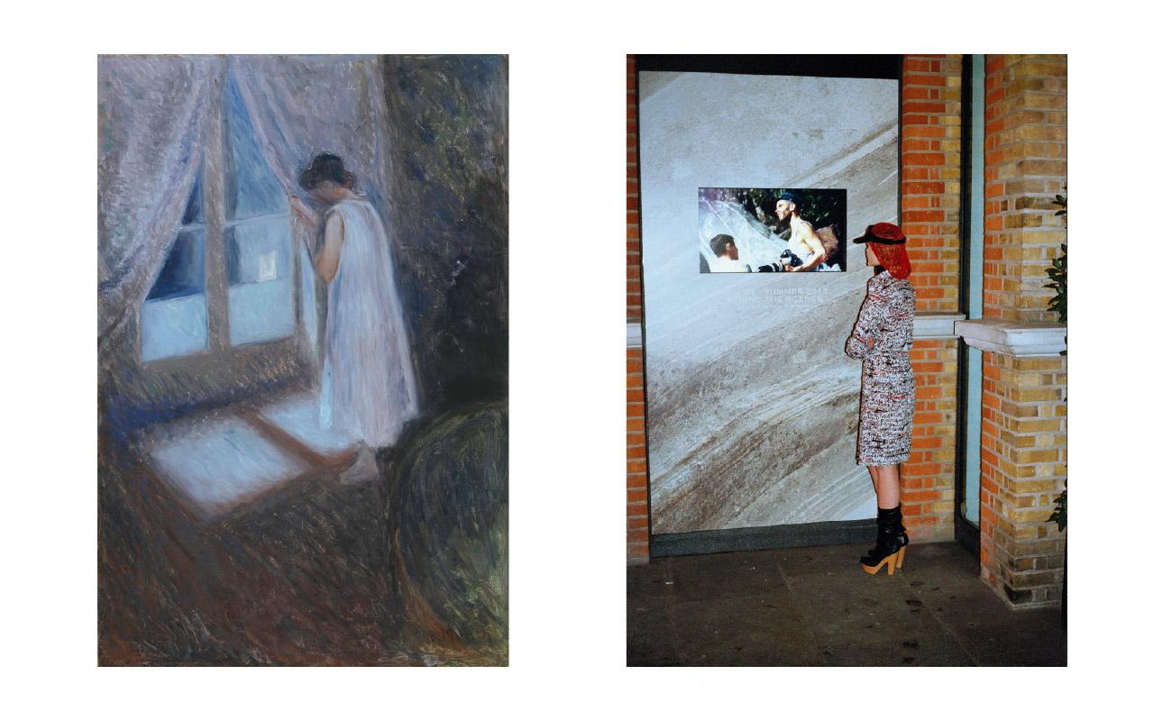 Edvard Munch Fashion #8